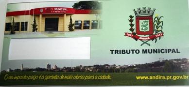 IPTU 2013: Carnês  já estão sendo entregues pelos correios.